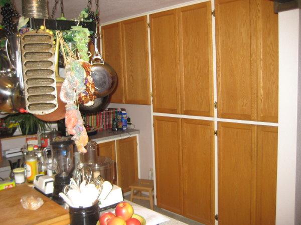 My HUGE pantry