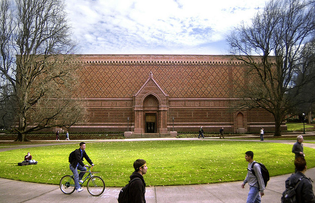 The Jordan Schnitzer Museum on the UofO campus (courtesy of leahtravels.com)
